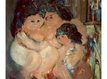 """""""Madres"""" de Teresa Ahedo"""