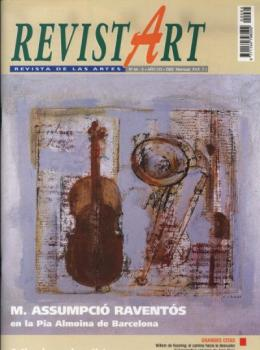 La revista de las Artes y Teresa Ahedo