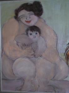 mural_maternidad_madre