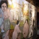 Mural de la niñez de Teresa