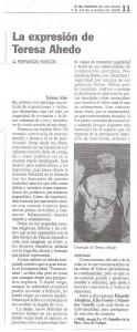 Sobre exposición en la feria de Madrid de FAIM, stands 9 y 10. Pabellón de la Pipa, Casa de Campo.