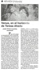 Venus en el horizonte