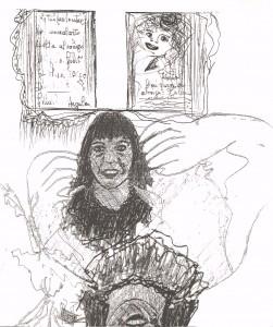 Retrato de Julia